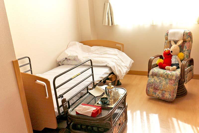 画像:居室